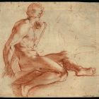 Dessin de Carracci