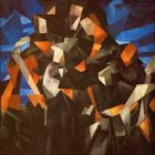 The Procession, Seville de Francis Picabia