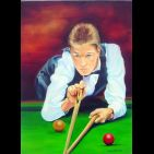 Stephane Handry champion britanique de snooker