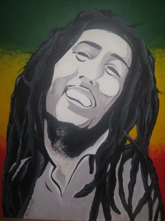 Pop Art / Bob Marley
